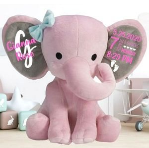 Other - Birth announcement elephant
